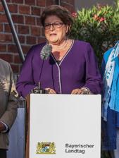 Events an der Alten Spinnerei_Bayrischer Landtag_Barbara Stamm