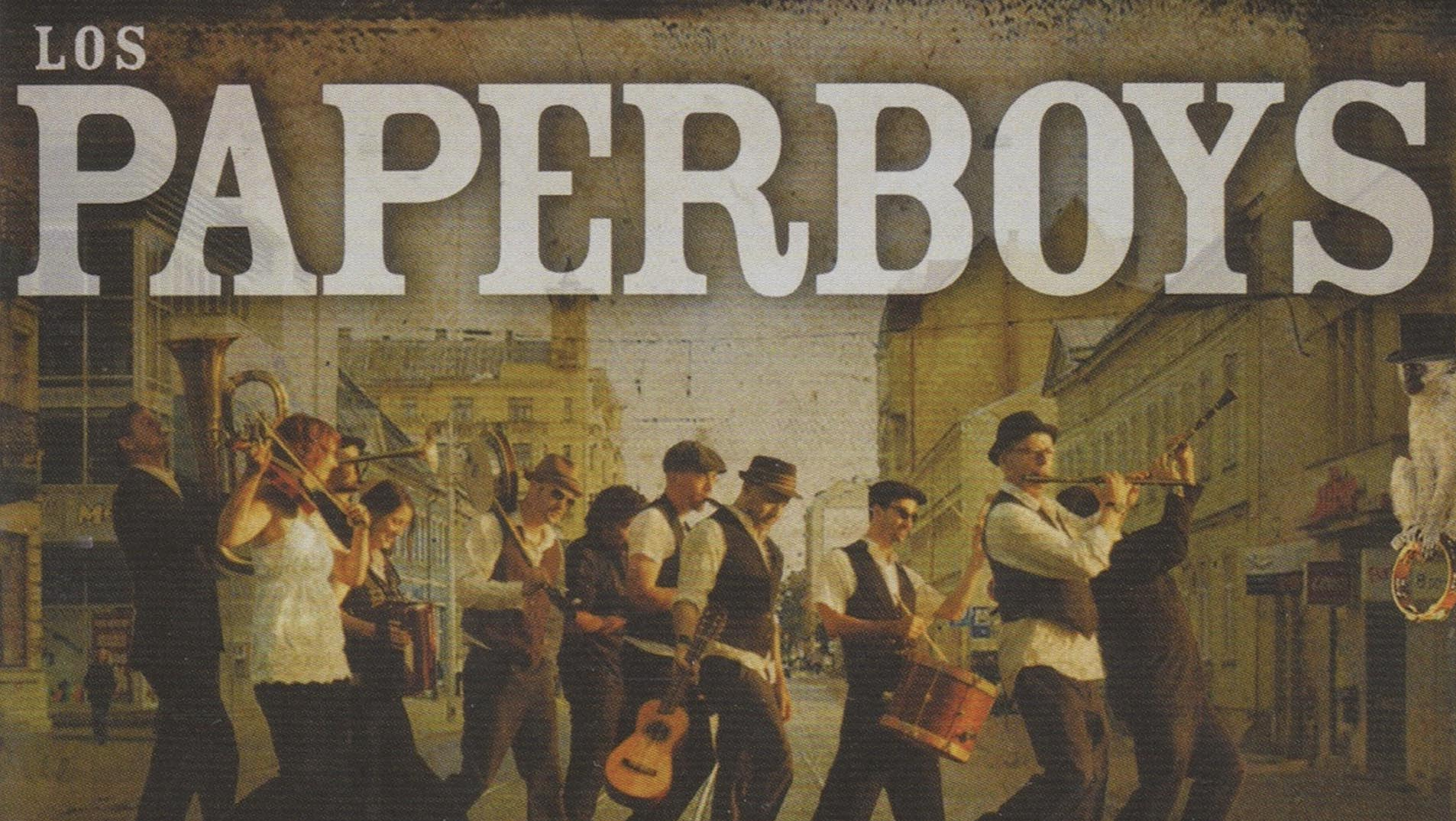 Paperboys - Events an der Alten Spinnerei